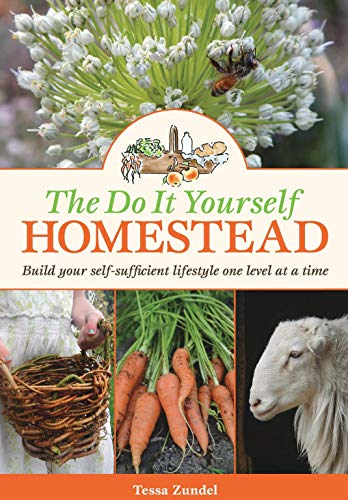 The Do It Yourself Homestead: Build your self-sufficient lifestyle one level at a time by [Zundel, Tessa]