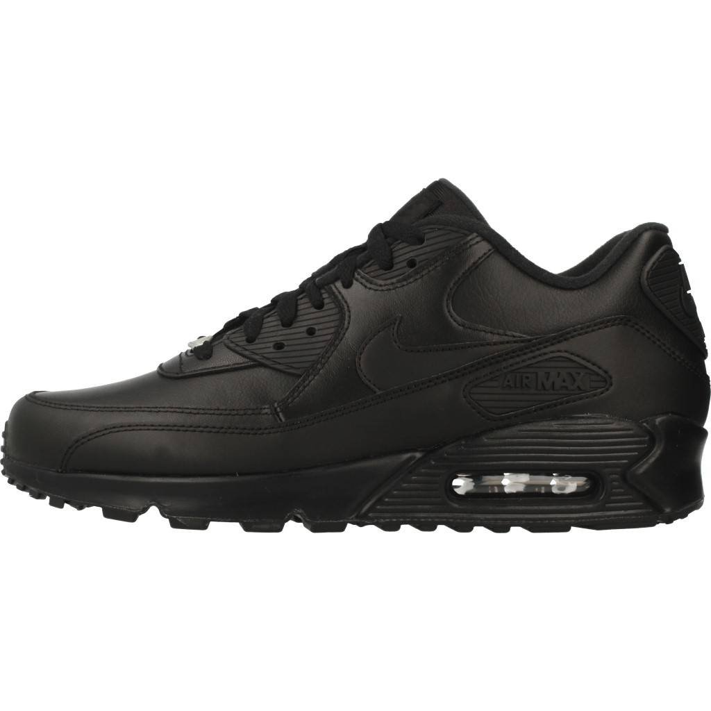 best loved f04fb a6957 NIKE Air Max 90 Leather Mens Trainers: Amazon.co.uk: Shoes & Bags