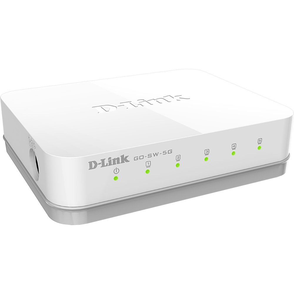 D-Link 5-Port Unmanaged Gigabit Switch (GO-SW-5G) by D-Link (Image #2)