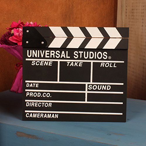 YZL/ Movie clapboard. black English wooden clappers. Director ... Studio wedding sheet. photograph photography props