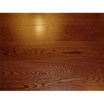 3 12 x 34 inch greenland solid hardwood oak gunstock flooring 8 3 12 x 34