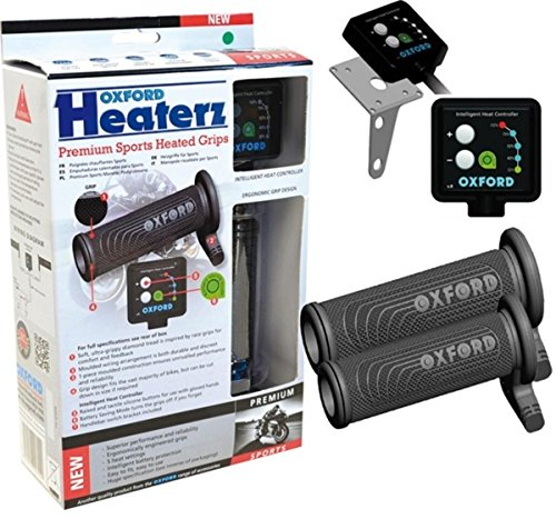 Heated Motorcycle Grips - 7