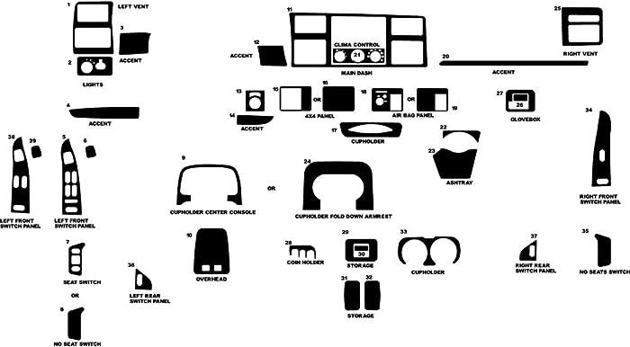The 5 Best 2000 F350 Under Dash Fuse Diagram