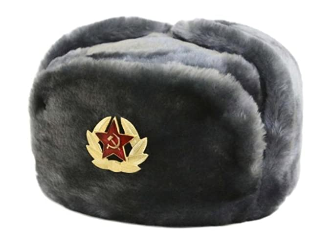 d67cae19d18ae Image Unavailable. Image not available for. Colour  Hat Russian Soviet Army  ...