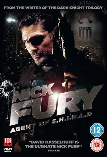 Shield Paste - Nick Fury - Agent of S.H.I.E.L.D   [Non USA PAL Format]