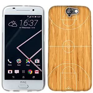 for HTC One A9 Basketball Court Phone Cover Case