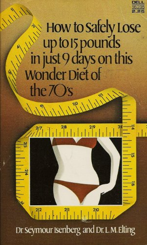 How to Safely Lose Up to 15 Pounds in Just 9 Days on This Wonder Diet of the 70's