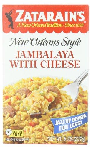 Zatarain's Jambalaya With Cheese, 8 o (Pack of 12) ()