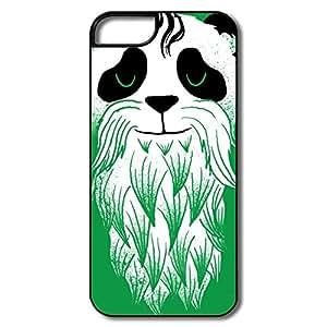 WallM Panda Beard Case For Iphone 5/5S