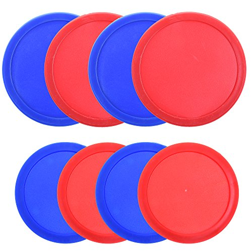For Sale! COSMOS Pack of 8 Home Air Hockey Pucks for Game Table