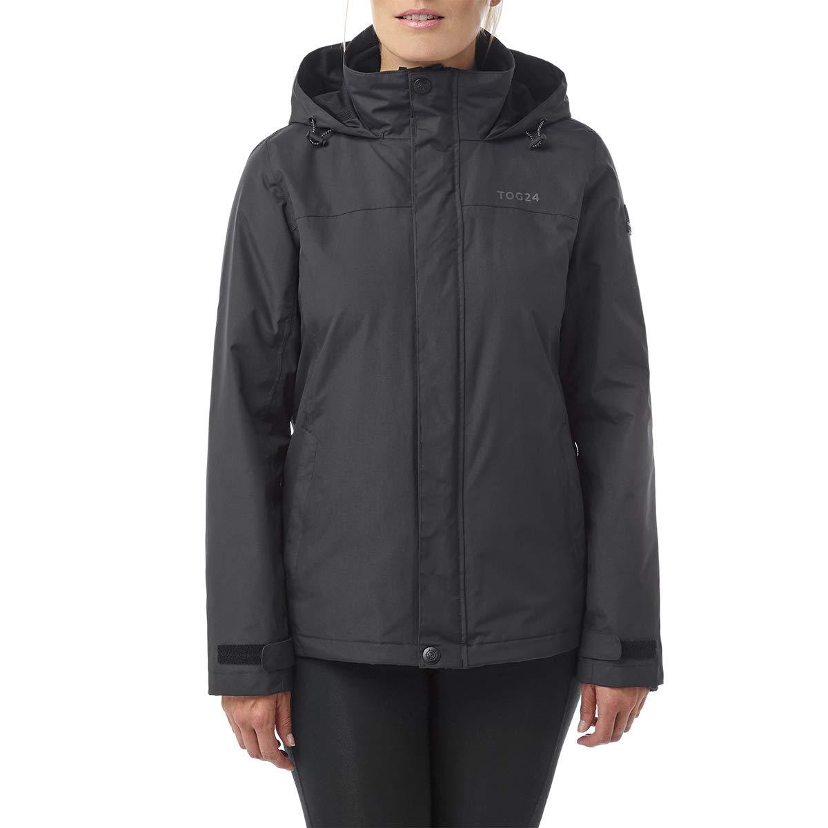 d46c5eced Tog24 Kildale Womens Waterproof 3 in 1 Jacket: Amazon.co.uk: Clothing