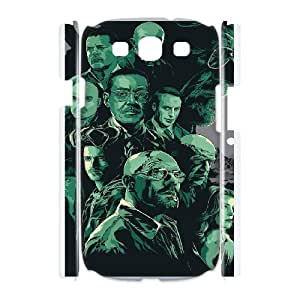 Samsung Galaxy S3 I9300 Csaes phone Case Breaking Bad JMDS90875