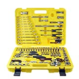 Automotive Servic 122pcs Dr.socket Wrench Set Professional Maintenance Tool Sets Tool