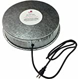 Cheap Farm Innovators Model HP-125 Heated Base For Metal Poultry Founts, 125-Watt