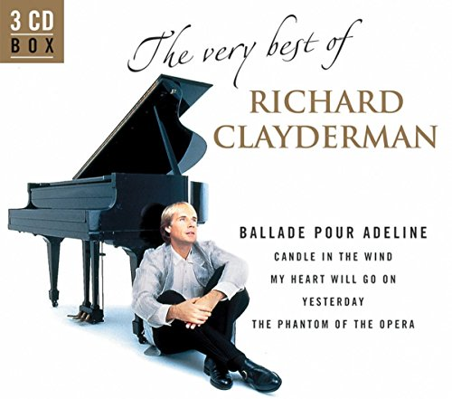 The Very Best of Richard Clayderman (3-CD Set) by Disky Records