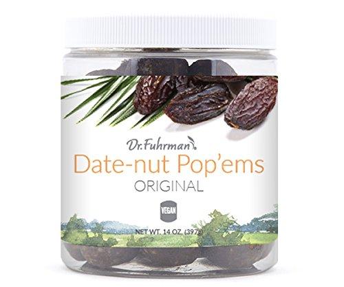 Dr. Fuhrman's Original Date-Nut Pop'ems by Dr. Fuhrman
