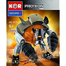 Kor Proteon Gheb Geomag 40 pcs