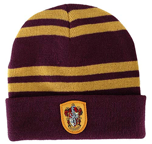 - elope Harry Potter Gryffindor Beanie
