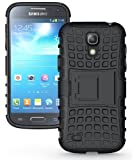 Samsung Galaxy S4 Mini I9190 Kick Stand Bumper Back Case Cover By Lively