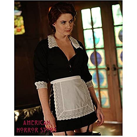 American Horror Story Alexandra Breckenridge As Young Moira Looking