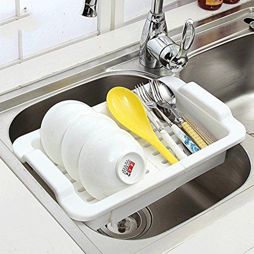 The Kitchen Sink Drainboard Vegetable Rack Storage Rack Rack by SUN