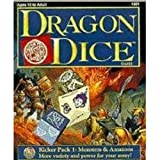 Dragon Dice Game: Kicker Pack 1 : Monsters and Amazons