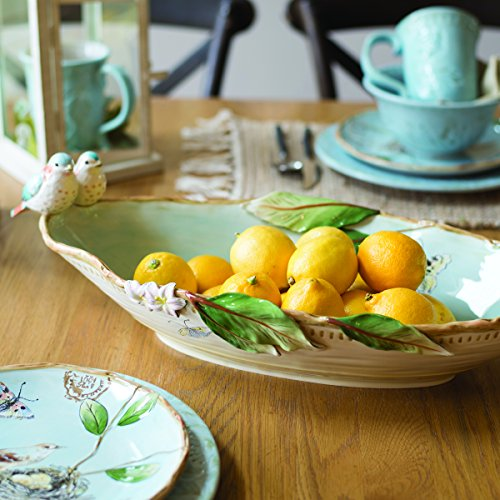 Toulouse Collection, Centerpiece Bowl by Fitz and Floyd (Image #2)