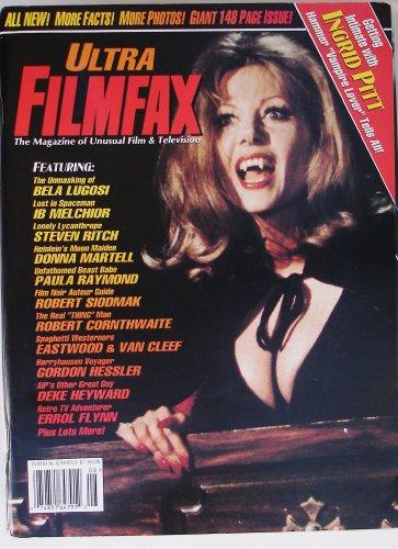 filmfax-magazine-62-aug-sept-1997-ingrid-pitt-vampire-lovers-bela-lugosi-donna-martell-paula-raymond