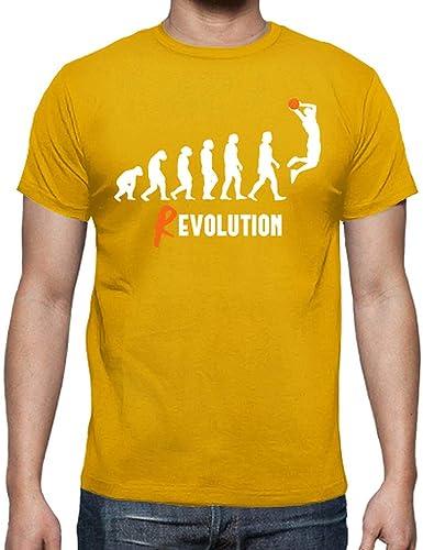 latostadora - Camiseta Basket Revolution para Hombre: Amazon.es ...