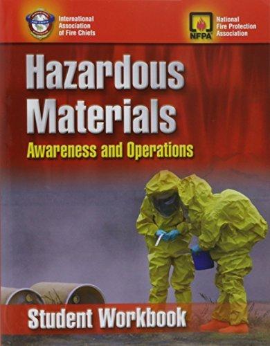 Download Hazardous Materials + Workbook: Awareness and Operations (Pck Pap/Ps) (2009-10-15) [Paperback] pdf