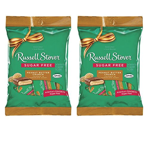 Review Russell Stover 2 BAGS