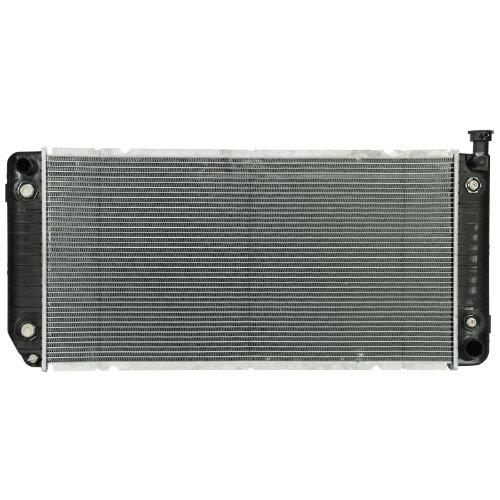Spectra Premium CU624 Complete Radiator for (Gmc K2500 Radiator)