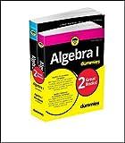 Algebra I Workbook For Dummies with Algebra I For Dummies 3e Bundle (For Dummies (Math & Science))