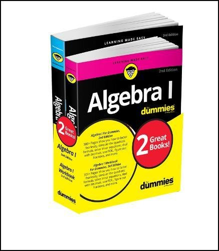 List of the Top 10 pre algebra for dummies workbook you can buy in 2019