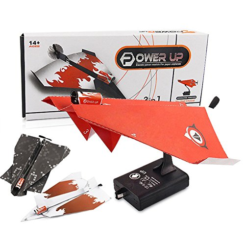 Compare price to paper plane motor kit for Motor kits for kids