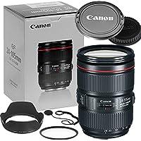 Canon 24–105mm f/4L IS II USM Lens (Reatil Box) Bundle
