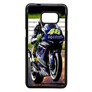 Samsung Galaxy S6 Edge Plus Cell Phone Case black Valentino Rossi Cqmpc70839365