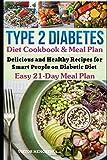 Type 2 Diabetes Diet Cookbook & Meal