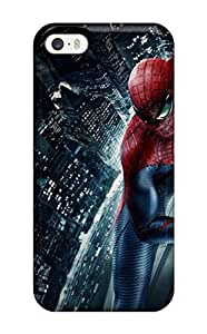 Hot 7403919K71732472 Special Design Back The Amazing Spider-man 76 Phone Case Cover For Iphone 5/5s