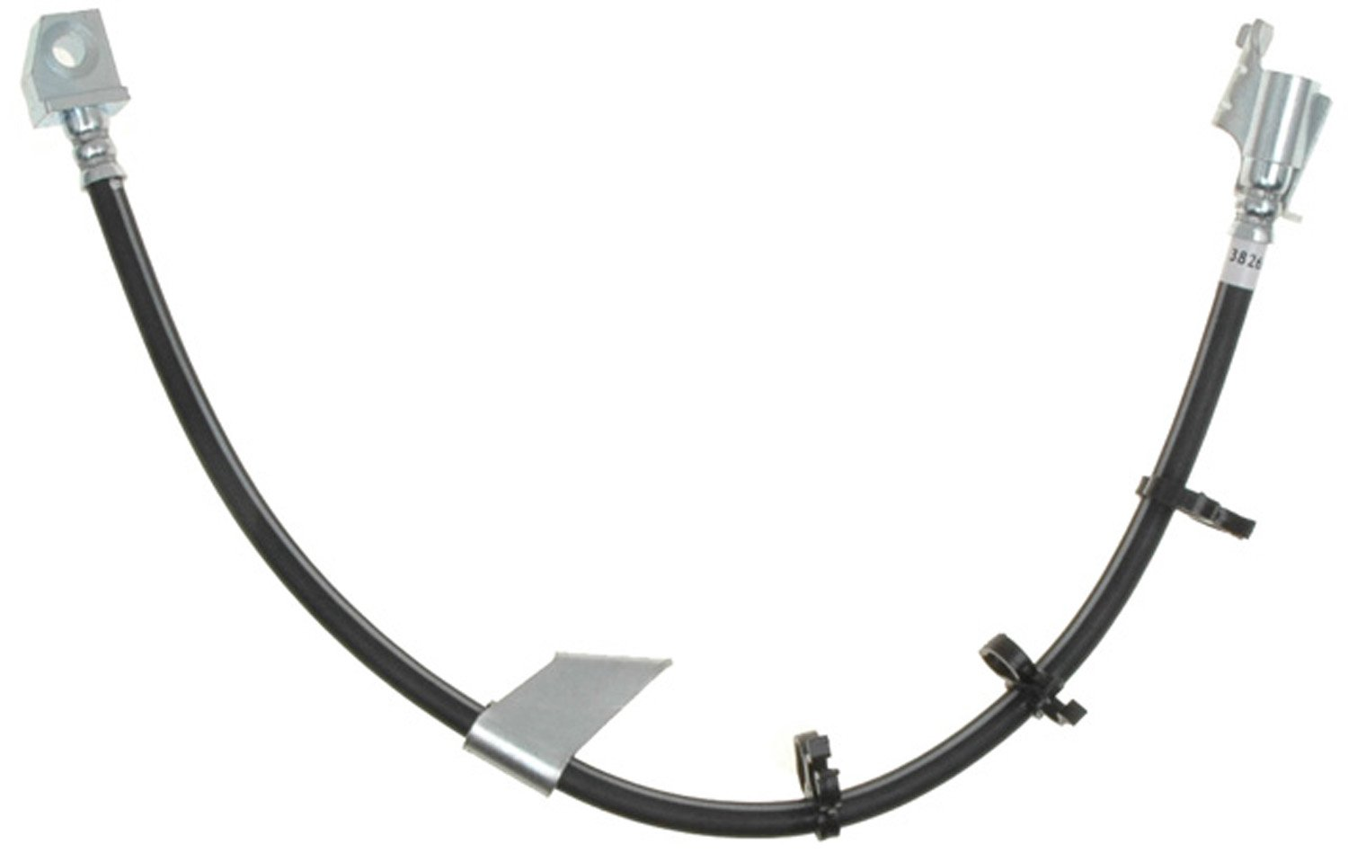 ACDelco 18J4216 Professional Front Passenger Side Hydraulic Brake Hose Assembly