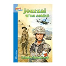 Teen French Book-Journal d'un soldat