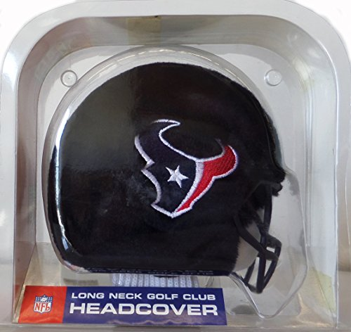 Houston Texans NFL Long Neck Golf Club Head Cover by M Sport