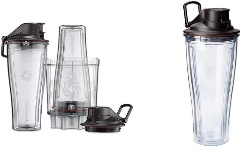 Vitamix Personal Cup Adapter - 61724 & Cup, 20 oz.