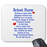 Zazzle School Nurse Mouse Pad
