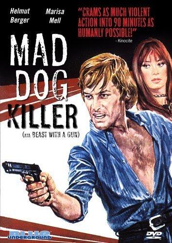 Mad Dog Killer (aka Beast With A Gun) by Blue Underground by Sergio Grieco by Blue Underground