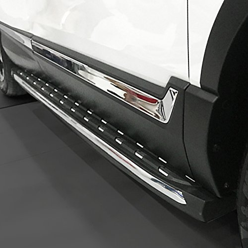 Side step fit for Mazda CX-5 2012-2016 running board nerf bar aluminium protect