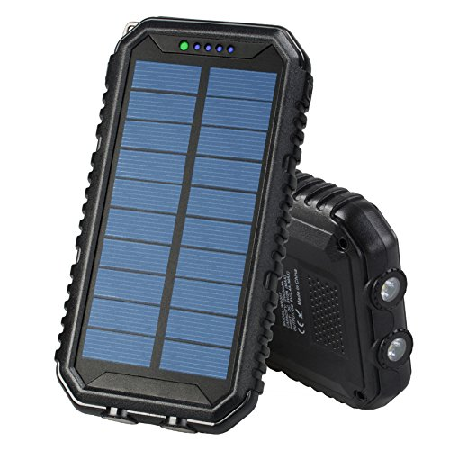 Best Travel Solar Charger - 9