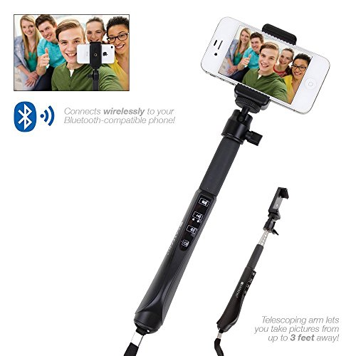 Satechi Bluetooth Extension Monopod Telescoping