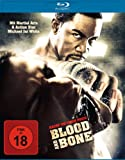 Blood and Bone - Rache um jeden Preis [Alemania] [Blu-ray]