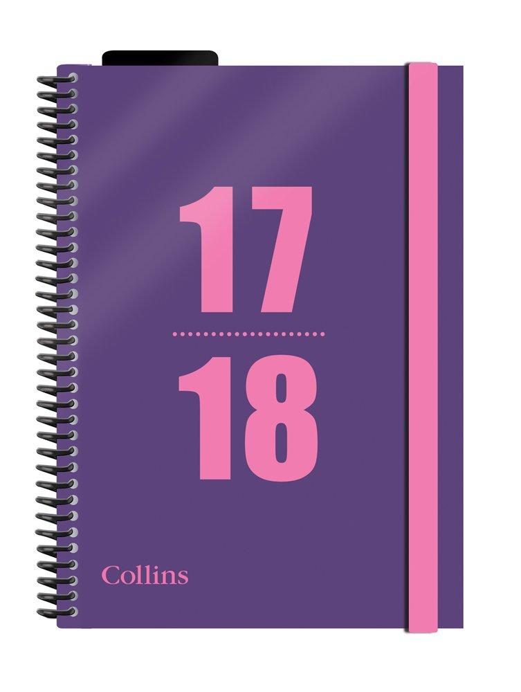 Collins 2017-2018 Delta Plus - Agenda semanal para ...